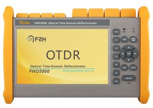 OTDR (FHO 5000 ), Dual wavel